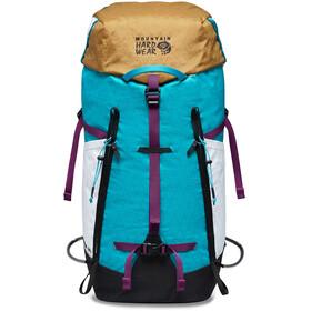 Mountain Hardwear Scrambler 25 rugzak wit/turquoise